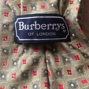 Authentic Burberry Neck Tie